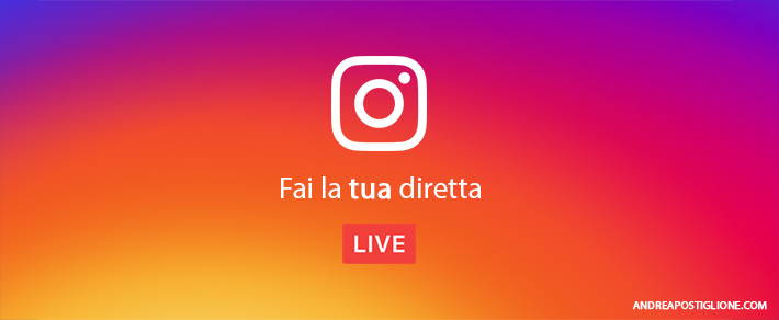 Come fare le dirette su Instagram