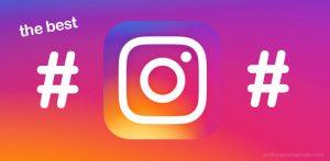 Migliori hashtag per Instagram in Italia – Aprile 2021