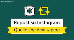 Repost Instagram: cos'è e le migliori app per farlo