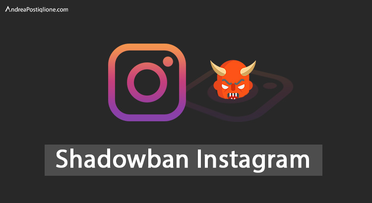 Shadowban Instagram