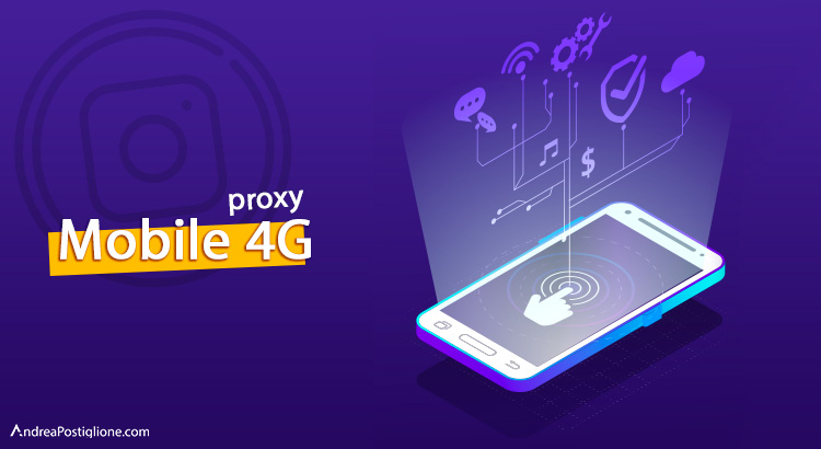 Proxy Mobile 4G