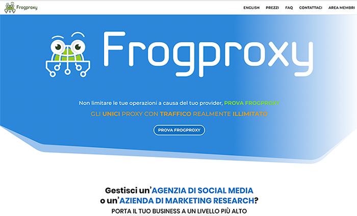 Frogproxy